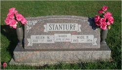 Helen Mildred <i>Gibson</i> Stanturf