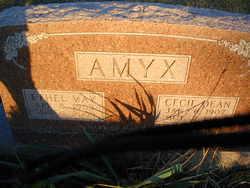 Cecil Dean Amyx