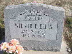 Wilbur E. Eells