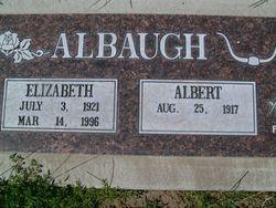Elizabeth Ann <i>Doty</i> Albaugh