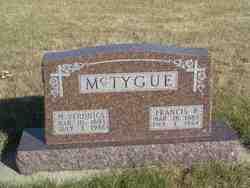 Mary Veronica Vera <i>Neville</i> McTygue