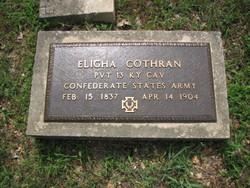 Eligha Cothran