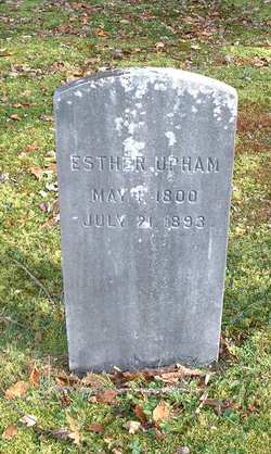 Esther Upham