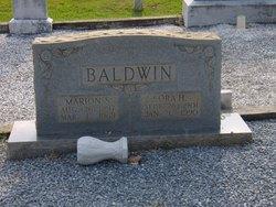 Ora <i>Howell</i> Baldwin