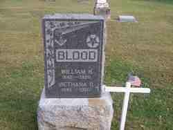 Bethana D <i>Gerrish</i> Blood