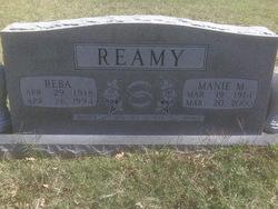 Manie Martin Reamy