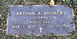 Arthur A. Andrews