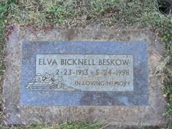 Elva Charlotte <i>Bicknell</i> Beskow