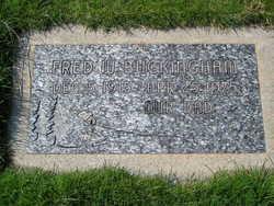 Frederick Wayne Robert Buckingham