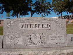 Sheila Dianne <i>O'Sullivan</i> Butterfield