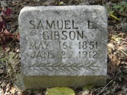 Samuel L. Gibson