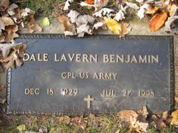 Dale Lavern Benjamin