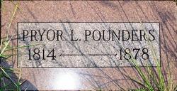 Pryor Lee Pounders