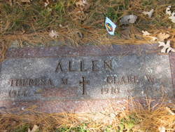 Clare W. Allen
