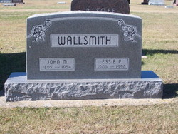 John M Wallsmith
