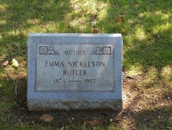 Emma E. Linthicum <i>Nicholson</i> Butler