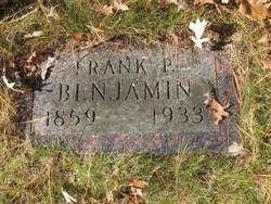 Frank P. Benjamin
