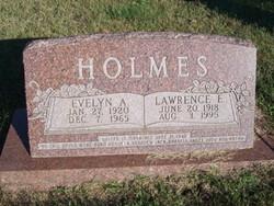 Evelyn Adelle <i>McNall</i> Holmes