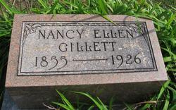 Nancy Ellen <i>Wehrly</i> Gillett
