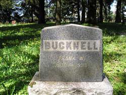 Frank W. Bucknell