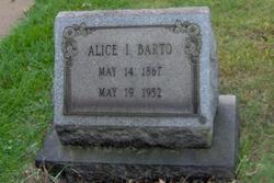 Alice Iona <i>McCullough</i> Barto
