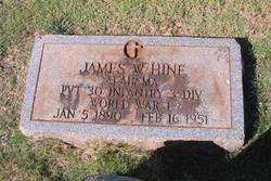 James Watts Hine