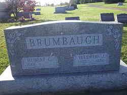 Mildred J <i>Heiser</i> Brumbaugh