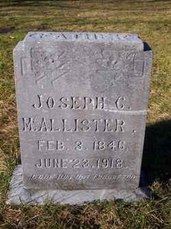 Joseph Carter McAllister