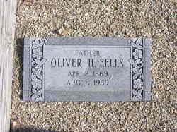 Oliver Howard Eells
