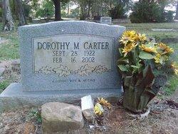 Dorothy M. <i>Hendrix</i> Carter