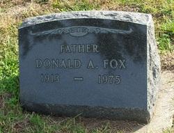 Donald A. Fox