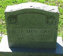 Allen Leon Jones