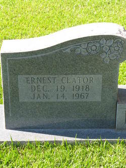 Ernest Claytor Brooks