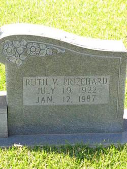 Ruth Virginia <i>Pritchard</i> Brooks