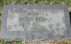 Rosie Kovar