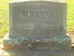 Henry Workman