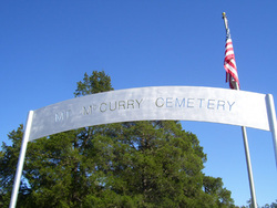 Mount McCurry Cemetery