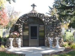 Saint George Catholic Cemetery