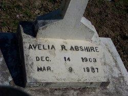 Avelia <i>Richard</i> Abshire