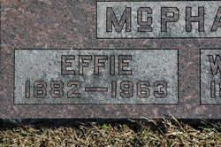 Effie <i>McIntosh</i> McPhail