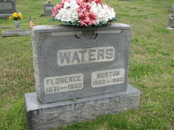 Florence <i>Anderson</i> Waters