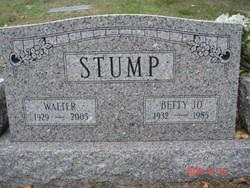 Walter Pete Stump