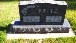 Kathryn May <i>Moody</i> Fritz
