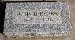 John B. Evans