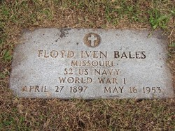 Floyd Iven Bales