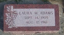 Laura Mabel <i>Cox</i> Adams