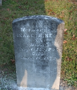 Isaac Bright Hines