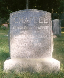 Charles Comfort Chaffee