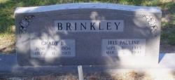 Grady B Brinkley