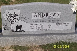 Ray Wendell Andrews
